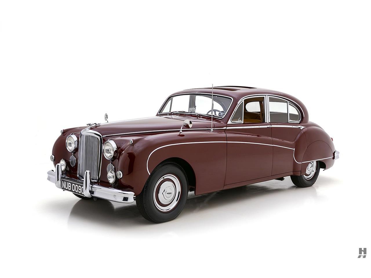 1960 Jaguar Mark IX (CC-1385237) for sale in Saint Louis, Missouri