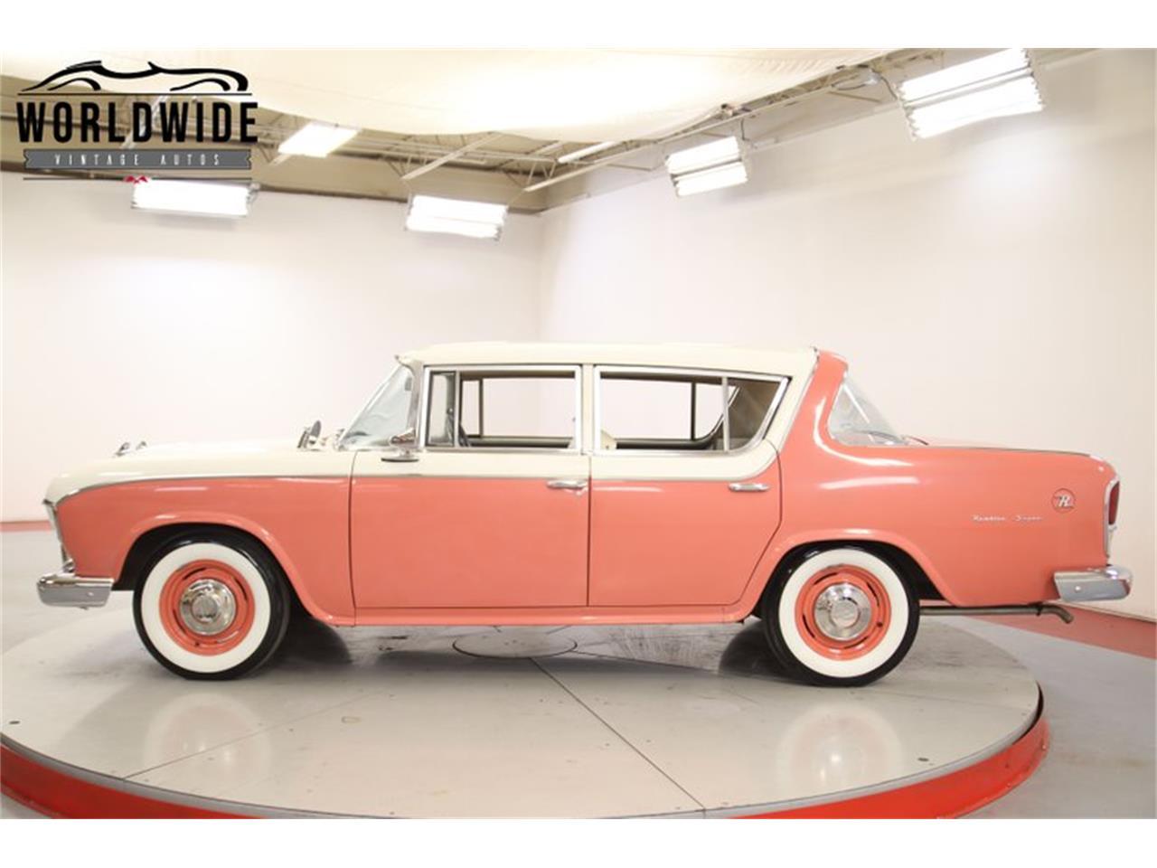 1956 Nash Rambler (CC-1380526) for sale in Denver , Colorado