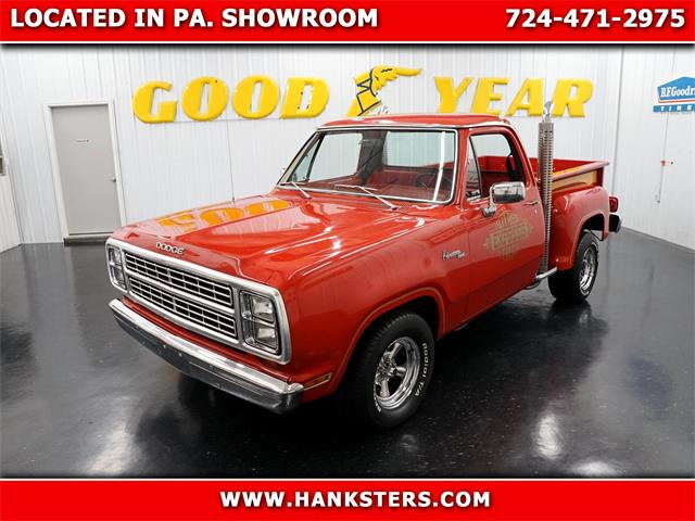 1979 Dodge D150 (CC-1385263) for sale in Homer City, Pennsylvania