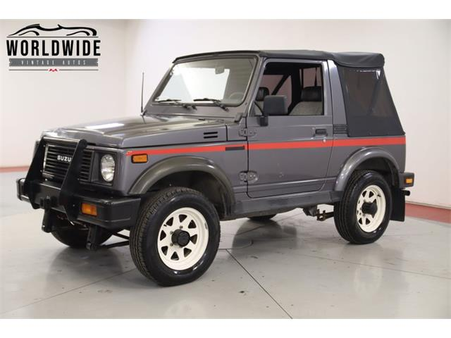 1987 Suzuki Samurai (CC-1380527) for sale in Denver , Colorado