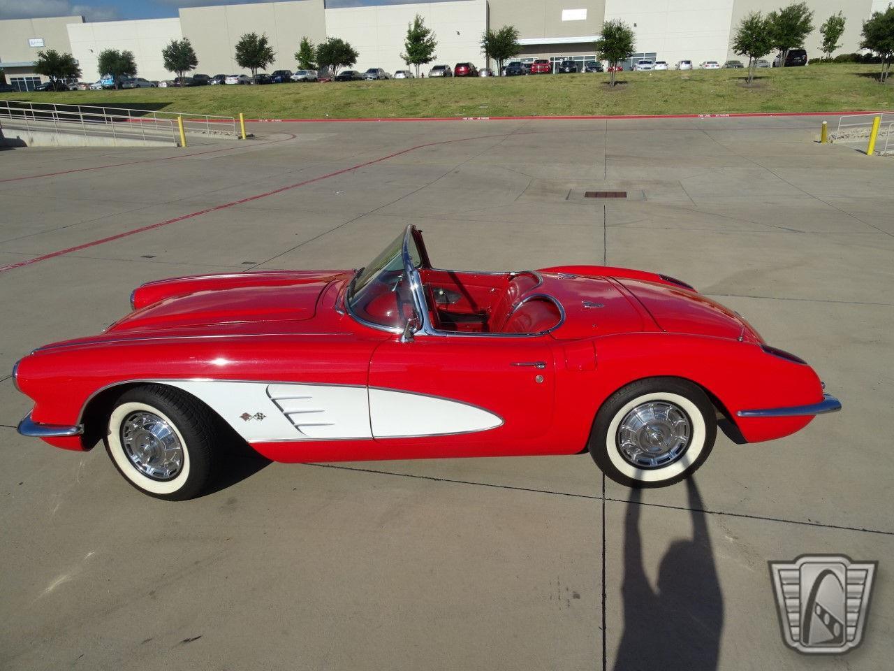 1959 Chevrolet Corvette (CC-1385272) for sale in O'Fallon, Illinois