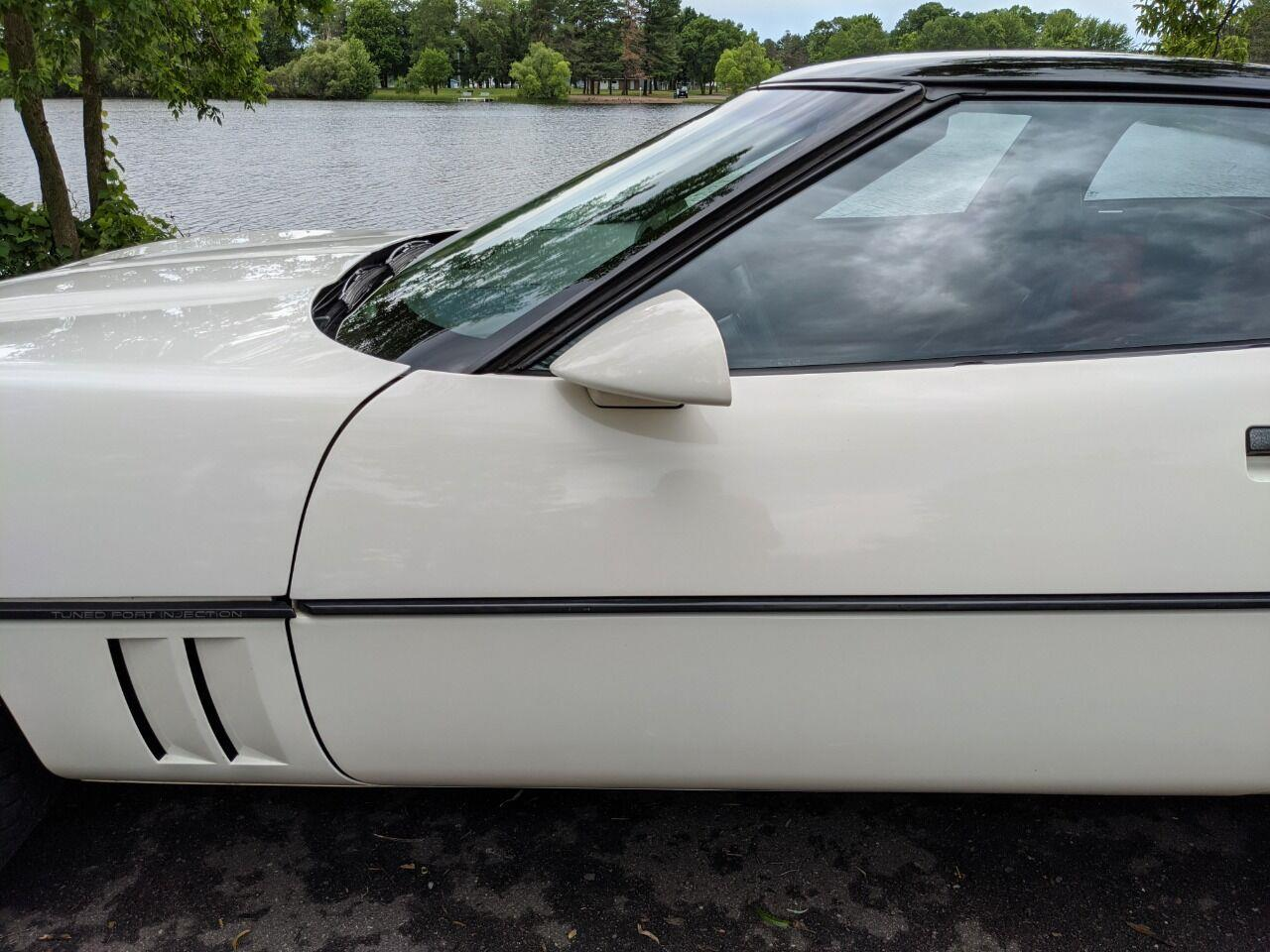 1985 Chevrolet Corvette (CC-1385274) for sale in Stanley, Wisconsin