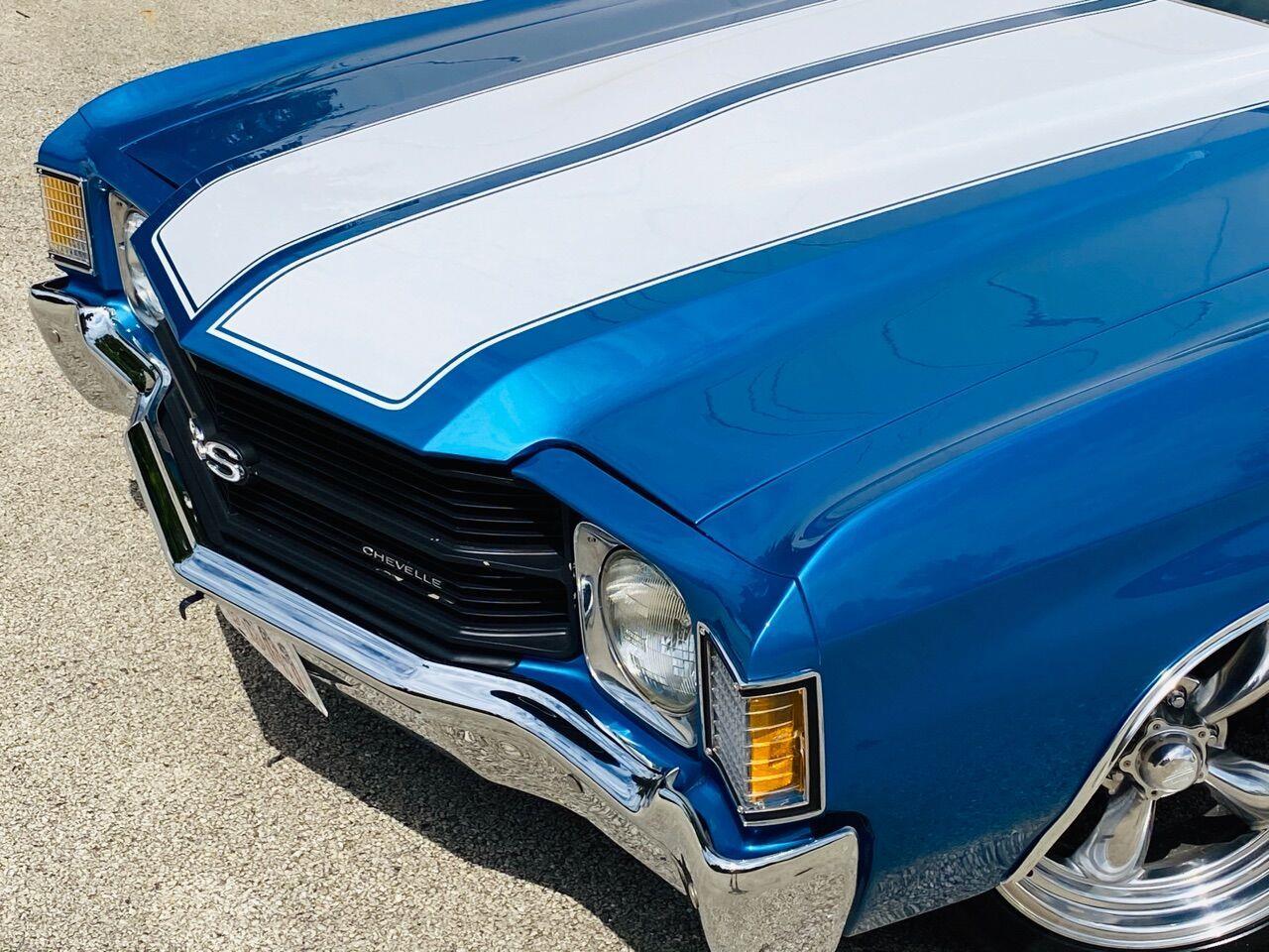 1972 Chevrolet Chevelle (CC-1385285) for sale in Addison, Illinois