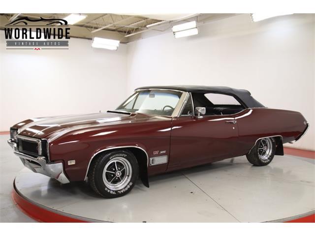 1968 Buick Gran Sport (CC-1380529) for sale in Denver , Colorado