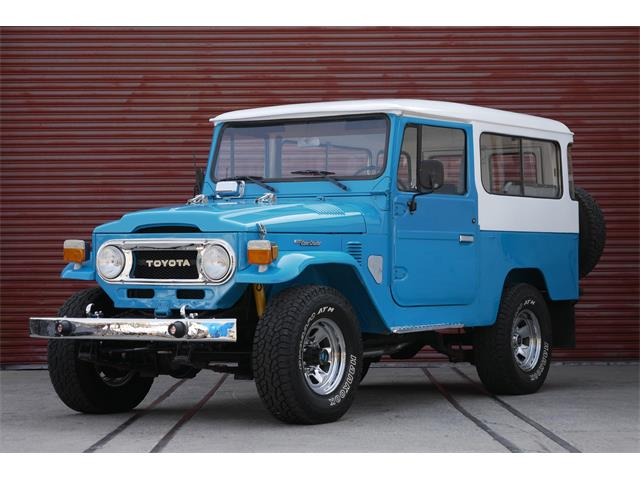 1977 Toyota Land Cruiser FJ (CC-1385296) for sale in Reno, Nevada