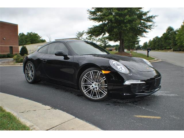 2016 Porsche 911 (CC-1385308) for sale in Charlotte, North Carolina