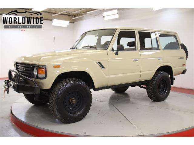 1984 Toyota Land Cruiser FJ (CC-1380531) for sale in Denver , Colorado