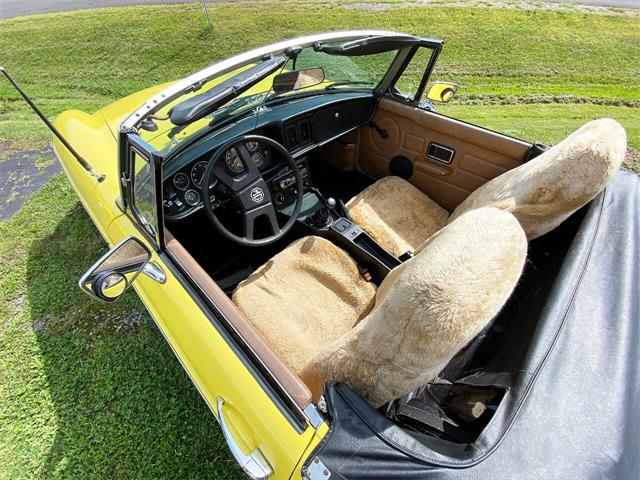1980 MG MGB (CC-1385324) for sale in Malone, New York