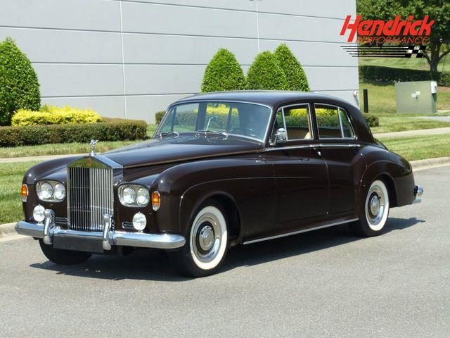1965 Rolls-Royce Silver Cloud III (CC-1385326) for sale in Charlotte, North Carolina