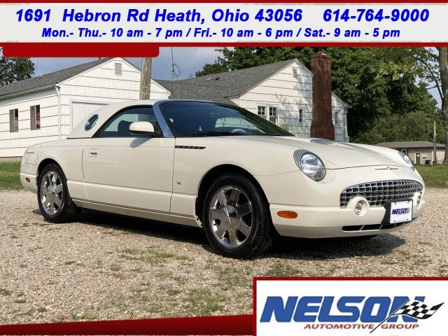 2003 Ford Thunderbird (CC-1385334) for sale in Marysville, Ohio