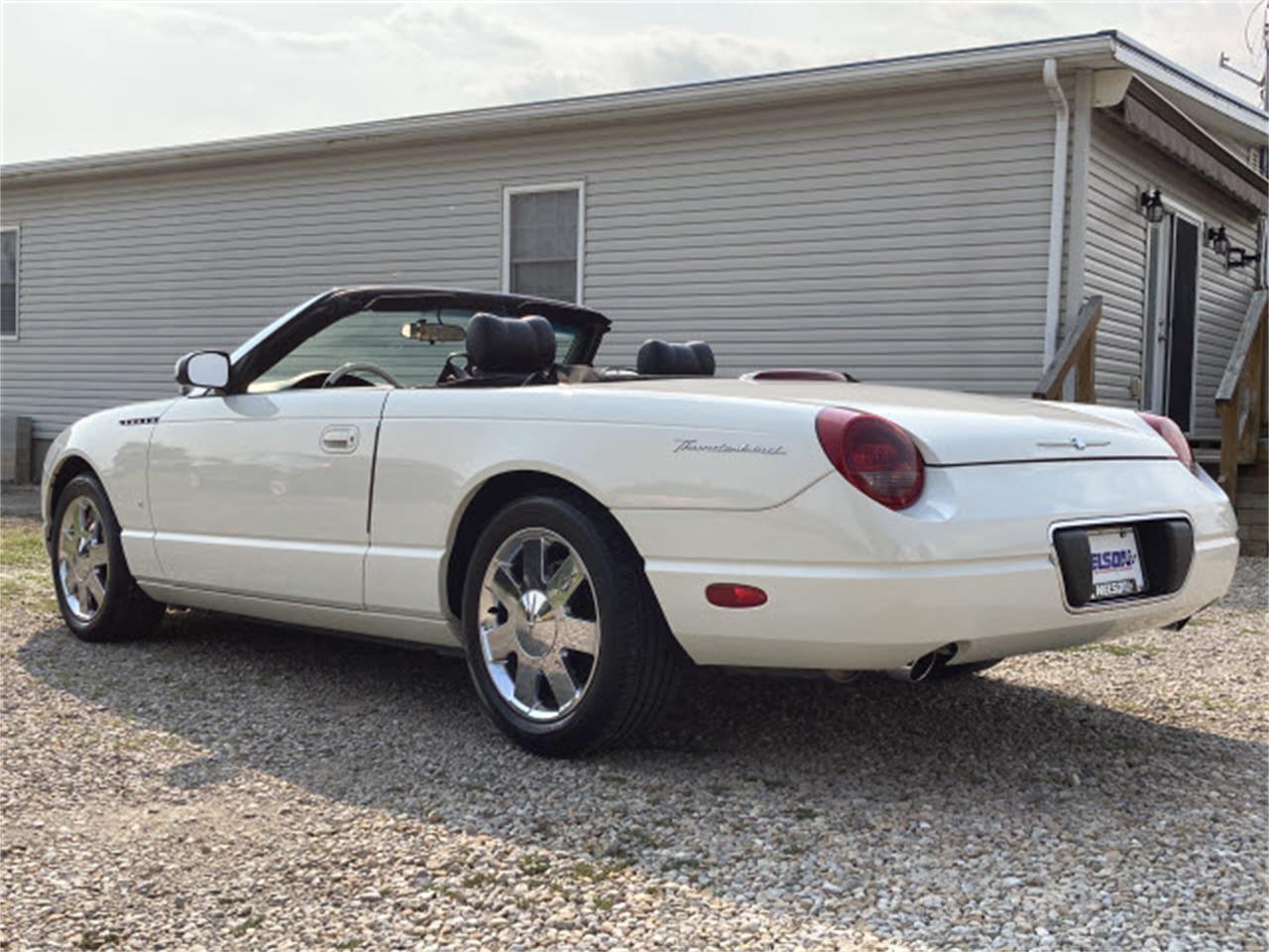 2003 Ford Thunderbird (CC-1385334) for sale in Marysville, Ohio