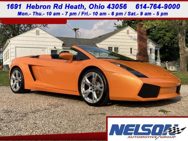 2007 Lamborghini Gallardo (CC-1385335) for sale in Marysville, Ohio