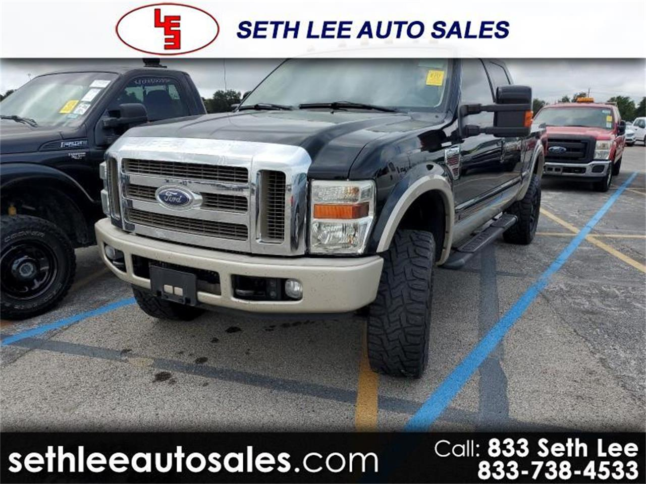 2008 Ford F250 (CC-1385338) for sale in Tavares, Florida