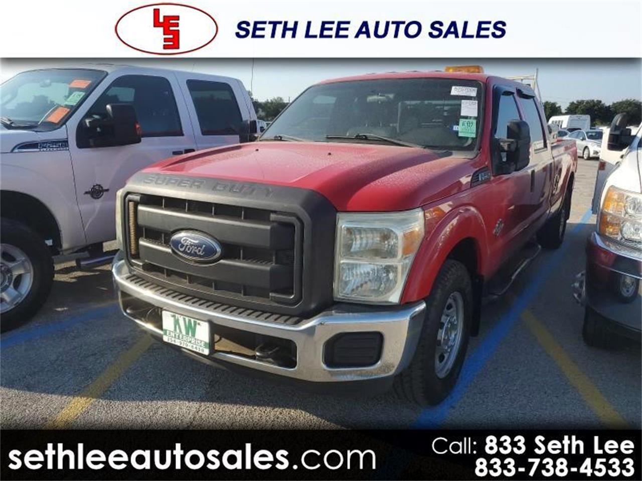2013 Ford F250 (CC-1385340) for sale in Tavares, Florida