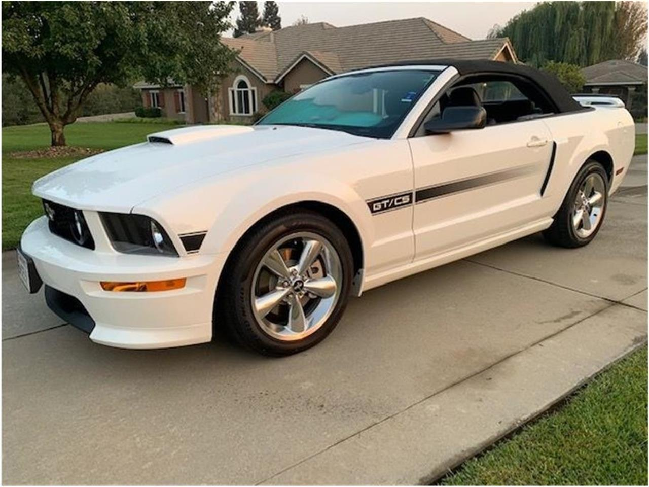 2007 Ford Mustang (CC-1385344) for sale in Roseville, California