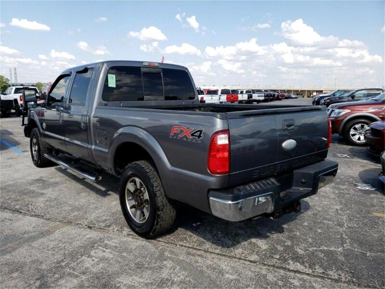 2012 Ford F250 (CC-1385346) for sale in Tavares, Florida