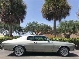 1972 Chevrolet Chevelle (CC-1385349) for sale in Boca Raton, Florida