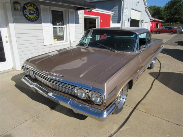1963 Chevrolet Impala (CC-1385352) for sale in Ashland, Ohio