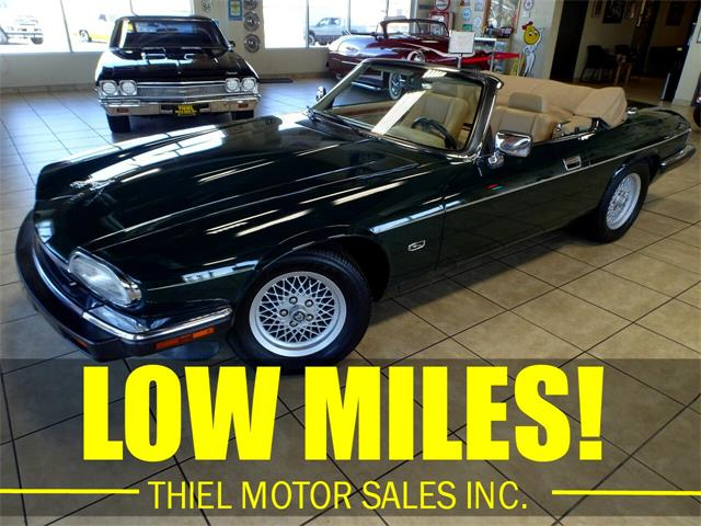 1993 Jaguar XJS (CC-1385360) for sale in De Witt, Iowa