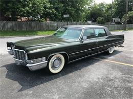 1969 Cadillac Fleetwood Brougham (CC-1385372) for sale in Carlisle, Pennsylvania