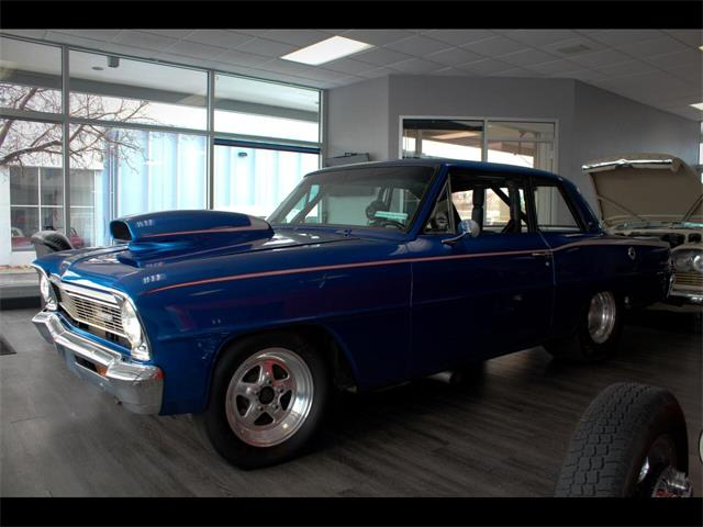 1966 Chevrolet Chevy II (CC-1385384) for sale in Greeley, Colorado