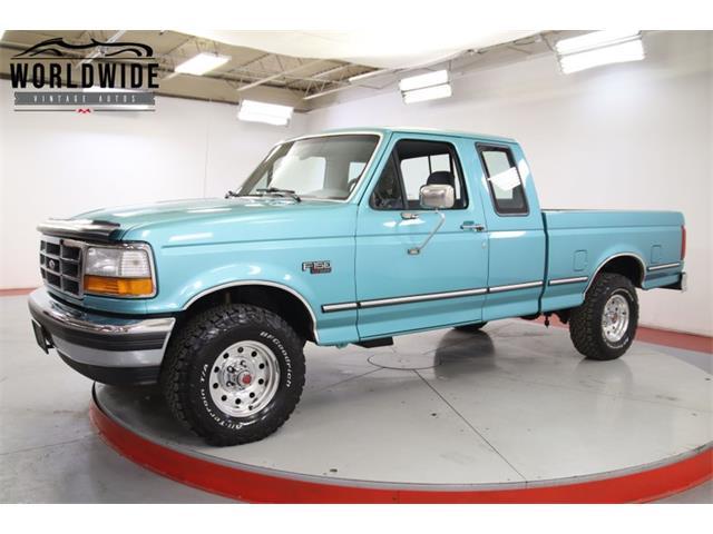 1994 Ford F150 (CC-1380539) for sale in Denver , Colorado