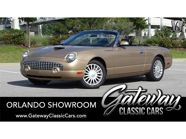 2005 Ford Thunderbird (CC-1385394) for sale in O'Fallon, Illinois
