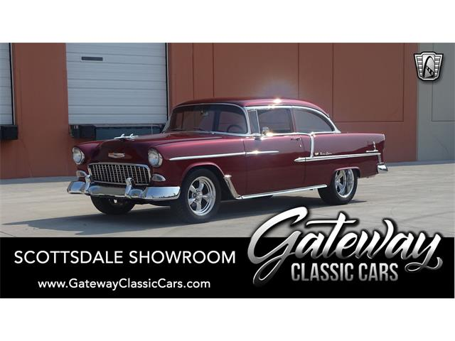 1955 Chevrolet Bel Air (CC-1385396) for sale in O'Fallon, Illinois