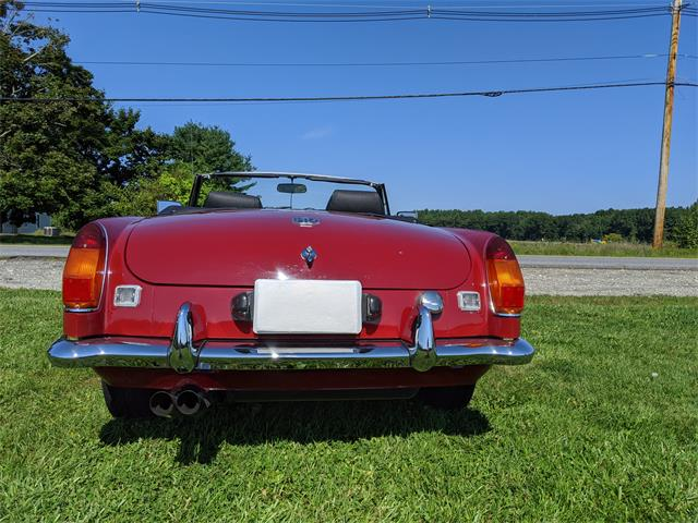 1980 MG MGB (CC-1385398) for sale in Concord, Massachusetts