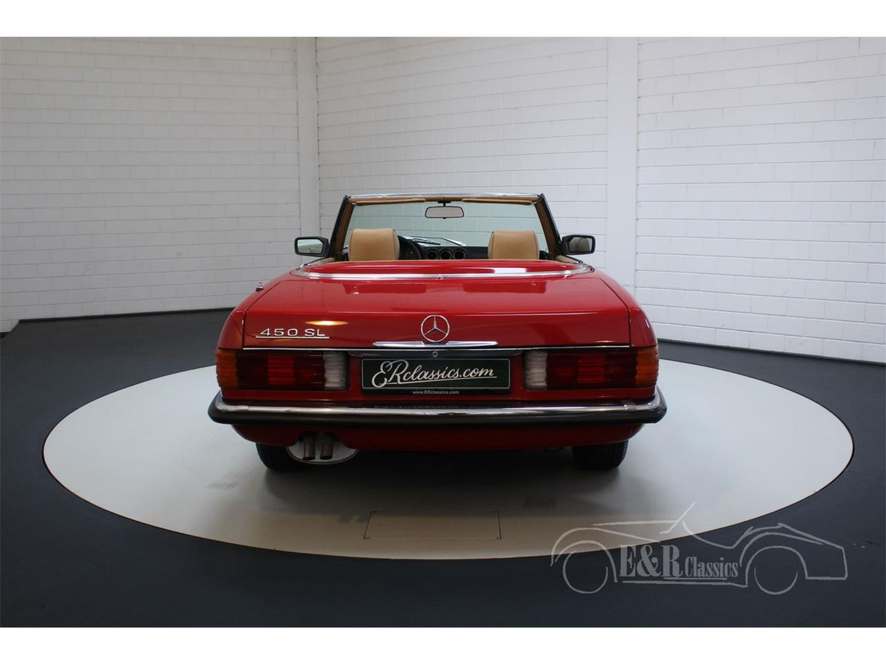 1980 Mercedes-Benz 450SL (CC-1385400) for sale in Waalwijk, Noord-Brabant