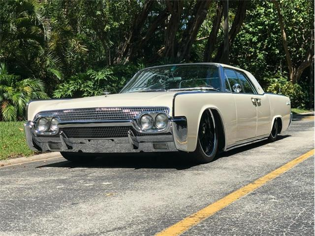 1961 Lincoln Continental For Sale Classiccars Com Cc 1385402