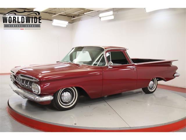 1959 Chevrolet El Camino (CC-1380541) for sale in Denver , Colorado
