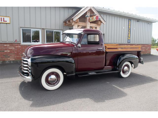 1951 Chevrolet 3100 (CC-1385411) for sale in SUDBURY, Ontario