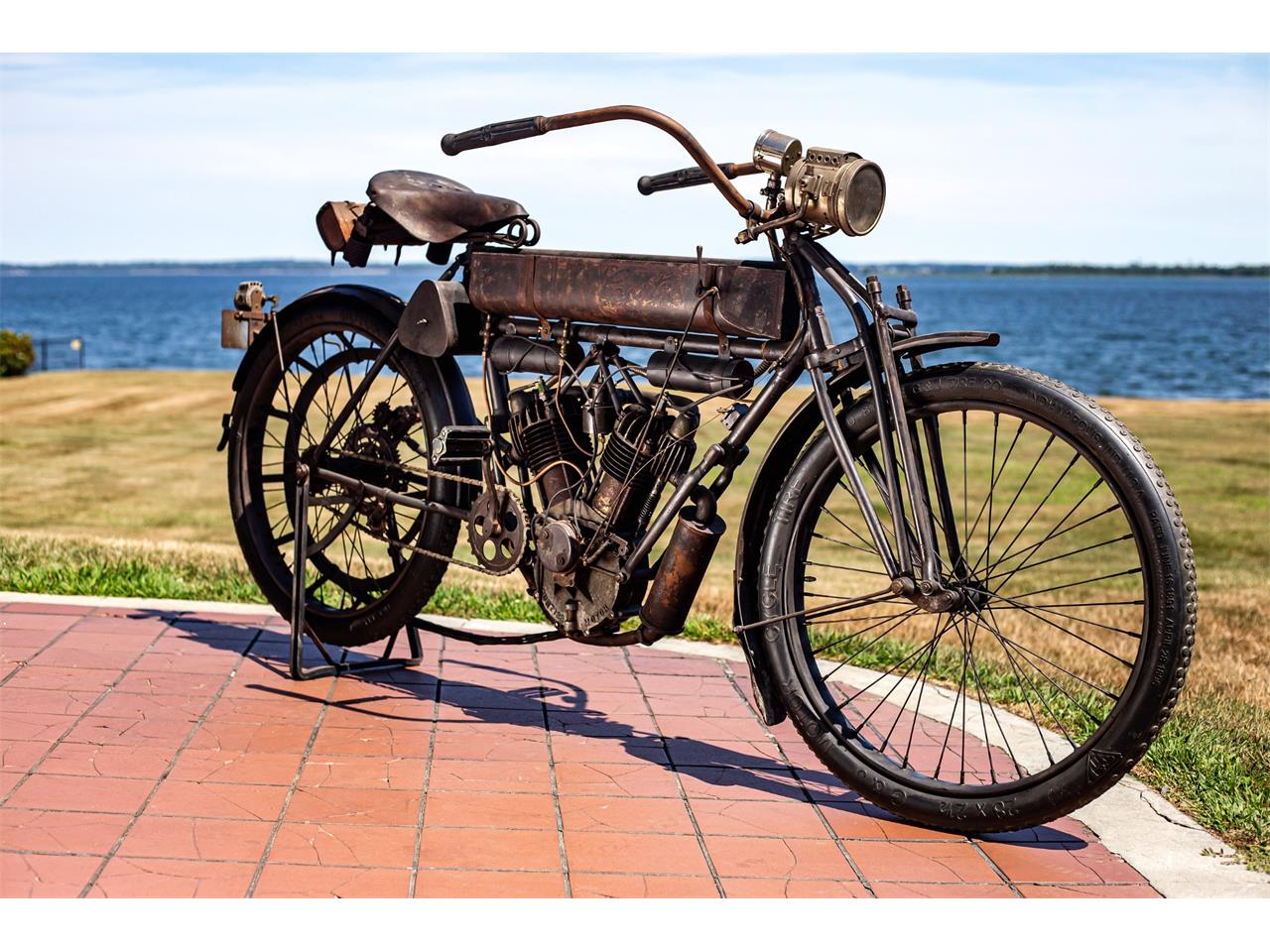 "1909 Curtiss V-Twin ""Roadster"" (CC-1385414) for sale in Providence, Rhode Island"