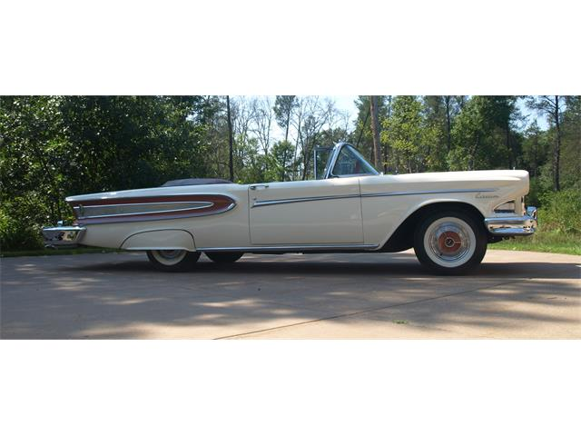 1958 Edsel Citation (CC-1385415) for sale in Grantsburg, Wisconsin
