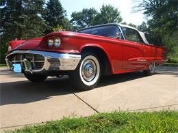 1960 Ford Thunderbird (CC-1385416) for sale in Grantsburg, Wisconsin