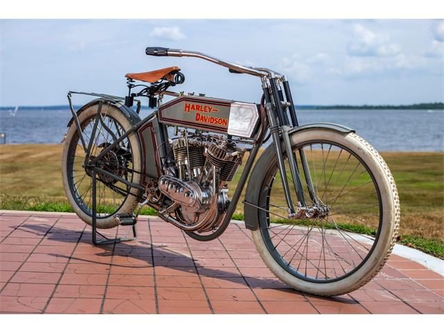 1913 Harley-Davidson Model 11 (CC-1385418) for sale in Providence, Rhode Island