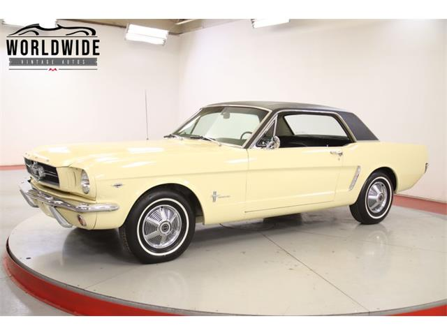 1965 Ford Mustang (CC-1380542) for sale in Denver , Colorado