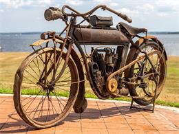 1909 Indian 5 HP Twin (CC-1385427) for sale in Providence, Rhode Island