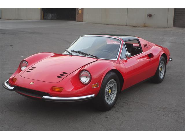 1974 Ferrari 246 GTS (CC-1385428) for sale in Salt Lake City, Utah