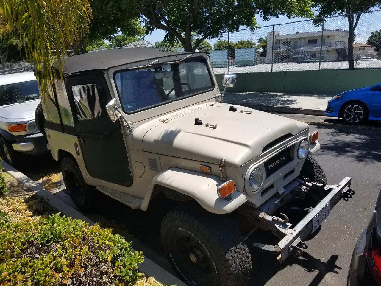 1974 Toyota Land Cruiser FJ (CC-1385429) for sale in San Pedro, California