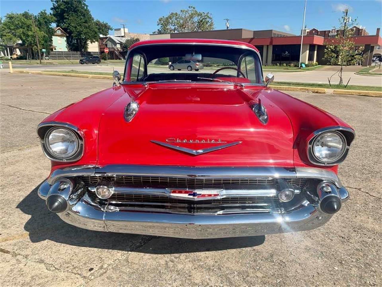 1957 Chevrolet Bel Air (CC-1385431) for sale in Denison, Texas