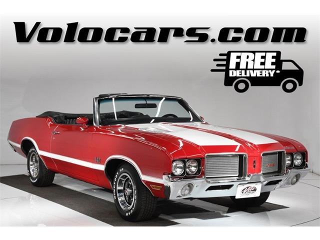 1972 Oldsmobile 442 (CC-1380546) for sale in Volo, Illinois