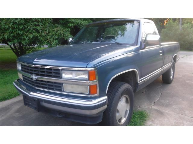 1992 Chevrolet Silverado (CC-1385461) for sale in MILFORD, Ohio
