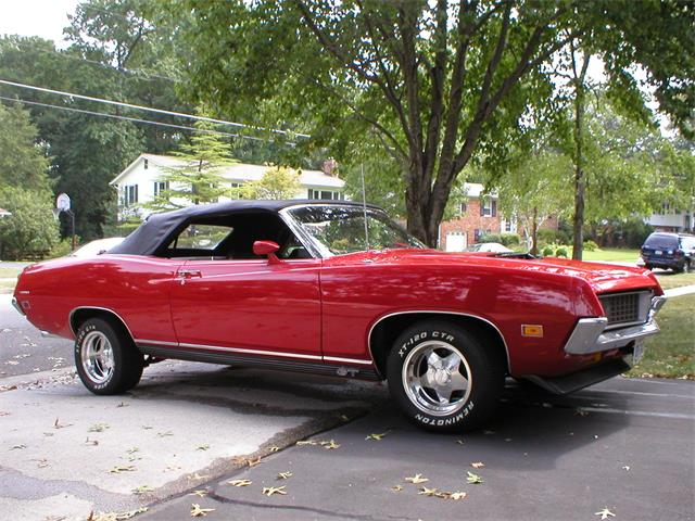 1971 Ford Torino (CC-1385465) for sale in Charlotte, North Carolina