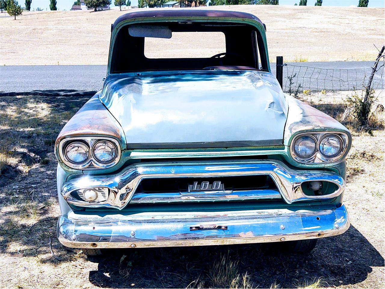 1958 GMC 100 (CC-1385471) for sale in Alturas, California