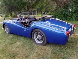 1960 Triumph TR3A (CC-1385481) for sale in Fenton, Michigan