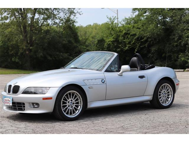 2001 BMW Z3 (CC-1380549) for sale in Alsip, Illinois