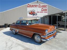 1954 Chevrolet Bel Air (CC-1385518) for sale in Staunton, Illinois