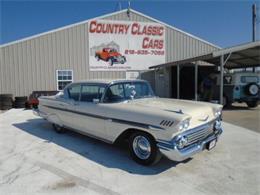1958 Chevrolet Bel Air (CC-1385519) for sale in Staunton, Illinois